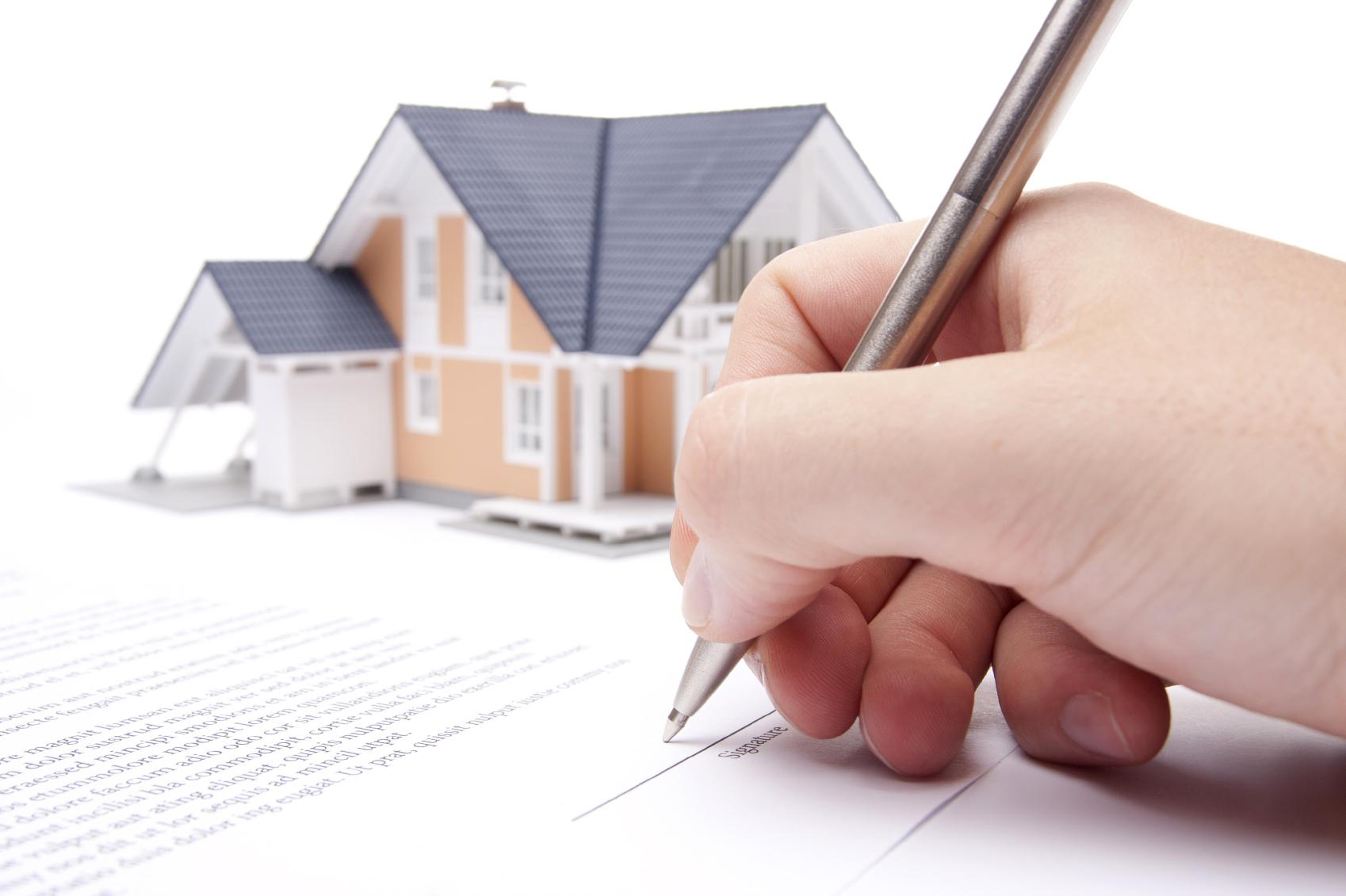 Как оформляются сделки покупки недвижимости во Франции
