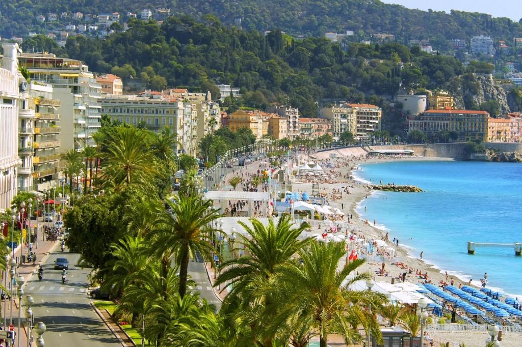 Елітна нерухомість на Лазурному Березі Франції