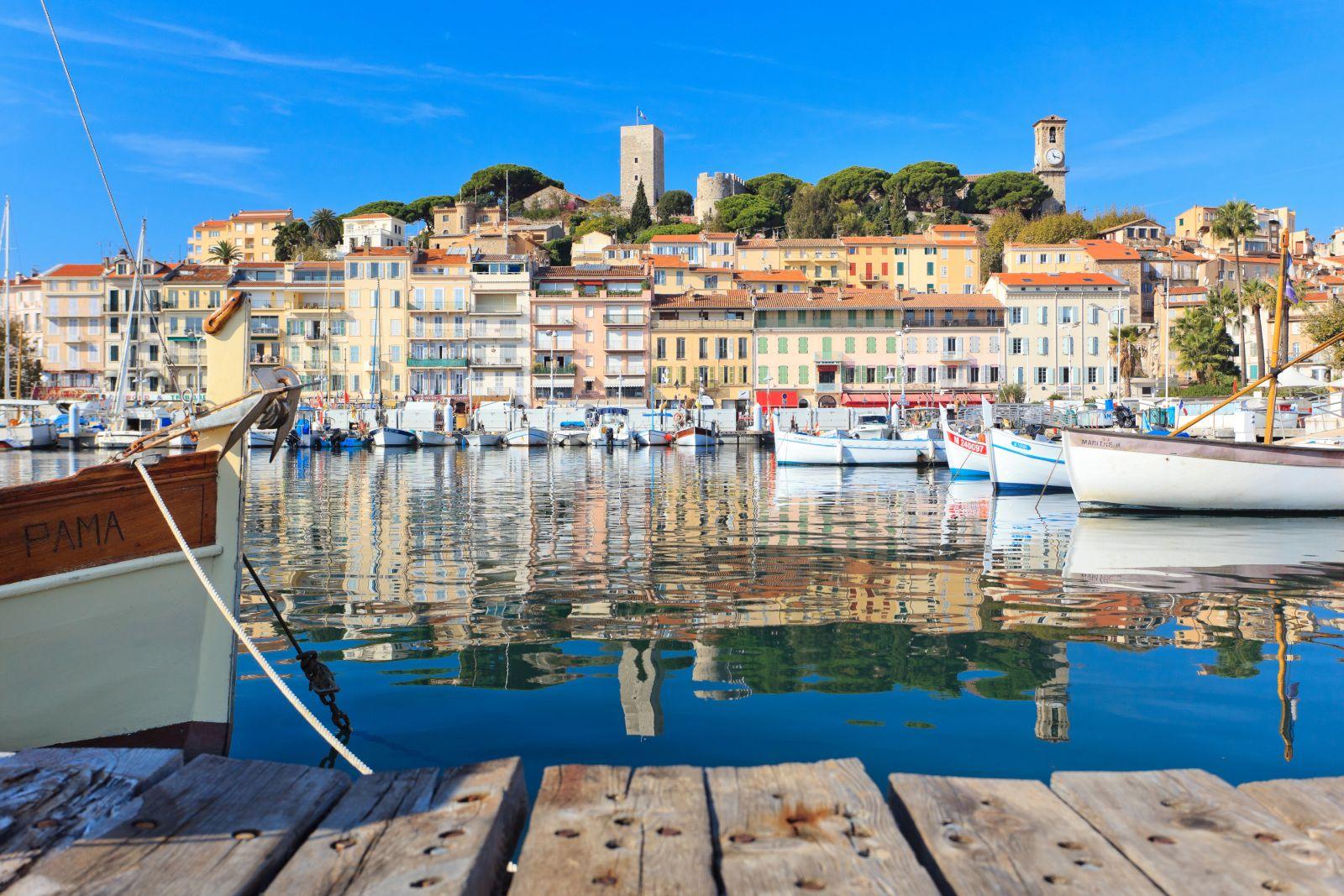 Ексклюзивна нерухомість на Лазурному Березі Франції