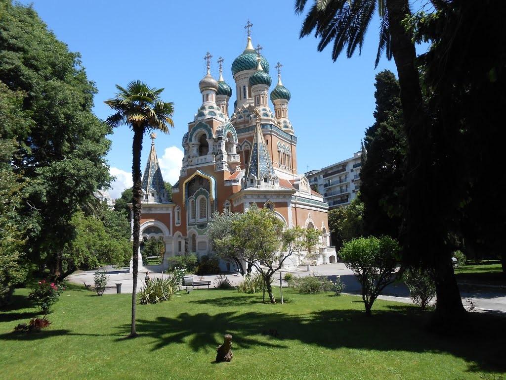 Храм Святого Николая в Ницце