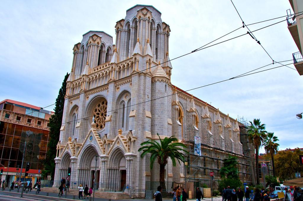 Кафедральный собор в Ницце